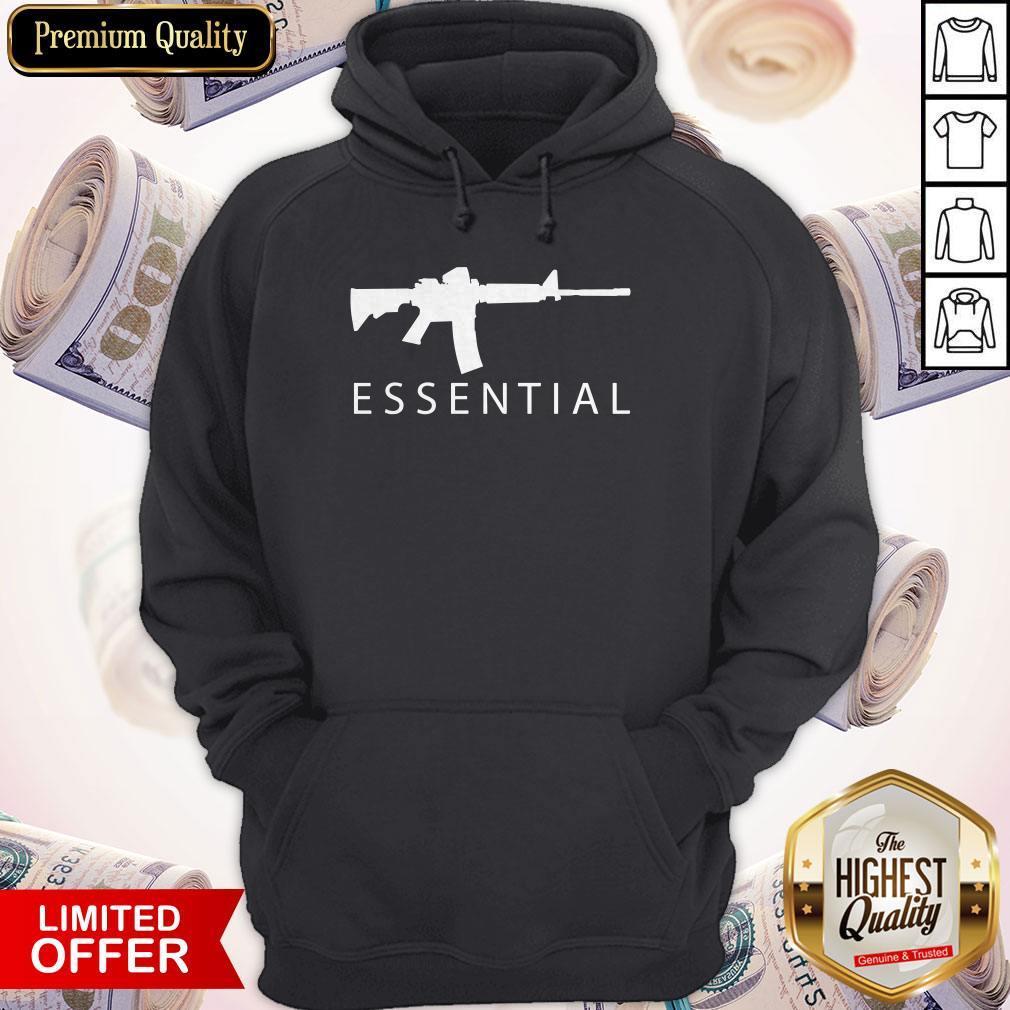 Beautiful Essential Gun Shirt