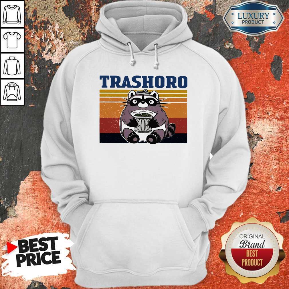 Funny Racoon Trashoro Vintage Shirt