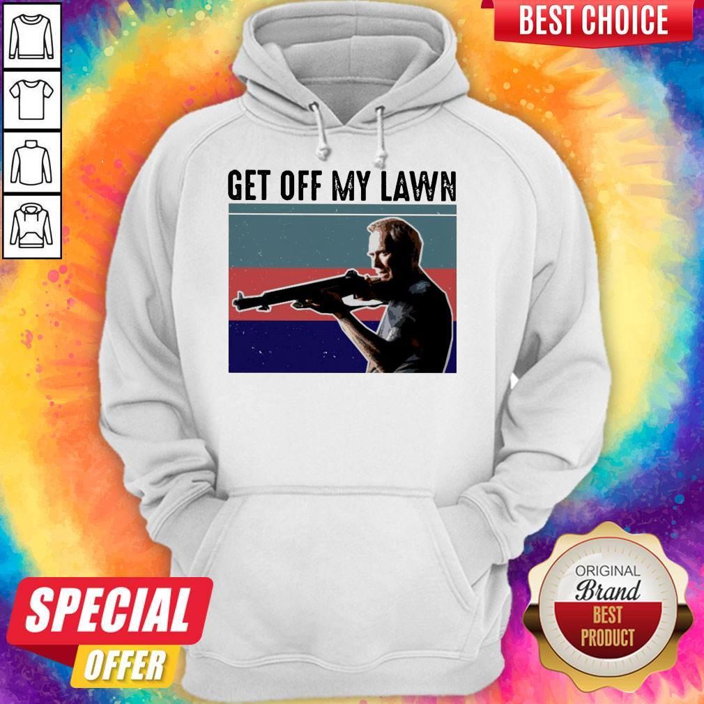 Good Get Off My Lawn Vintage Shirt