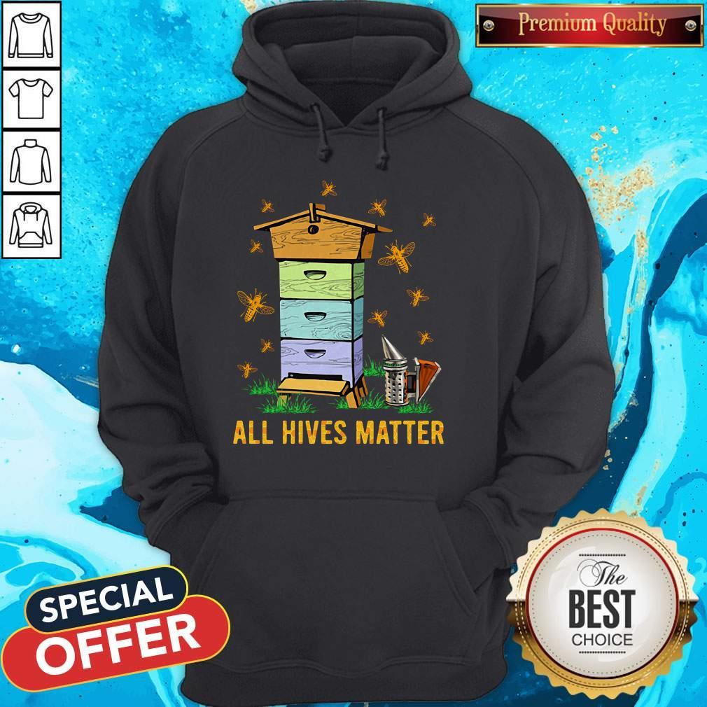 Official All Hives Matter Bees Shirt