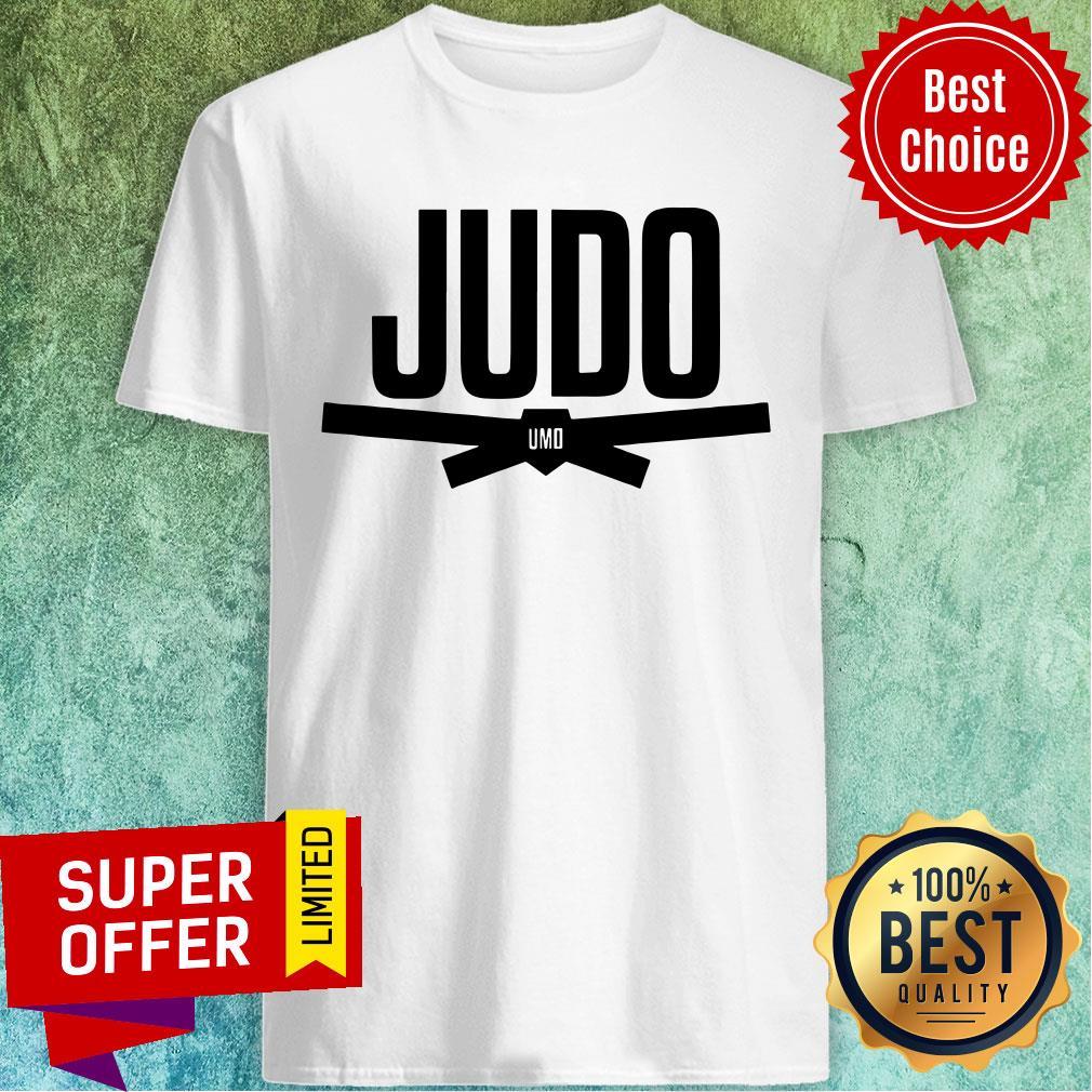 Awesome Judo UMD Ribbon Shirt